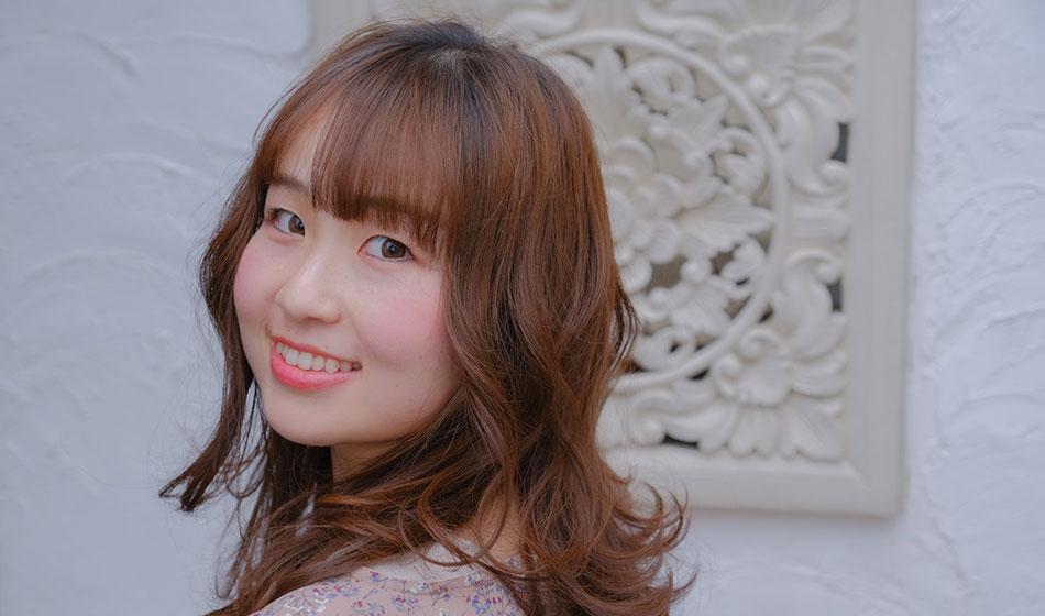 野田市の美容室・美容院 mimpi(ミンピ)モデルフォト1